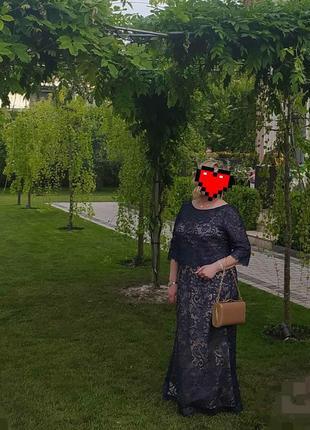 Платье вечерненее