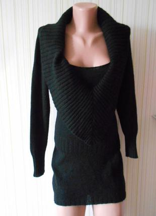 # платье теплое #италия #туника  #свитер #