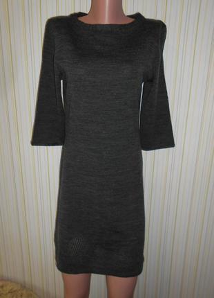 #теплое платье с шерстью в составе #stretsis#