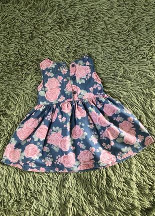 Платье на девочку 😍🌸