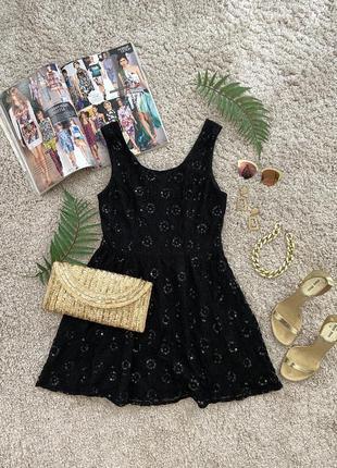 Распродажа!!! нарядное платье с красивым декором №540
