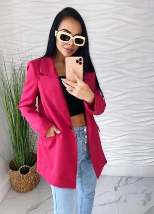 Пиджак классический 2 цвета