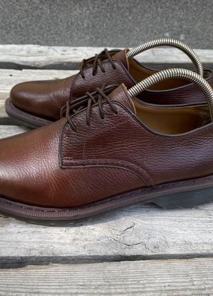 Оригинал кожаные мартенсы dr. martens octavius 1461 туфли