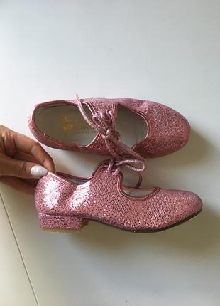 Детские степовки, туфли для степа
