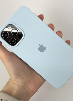 Чехол silicone case на айфон для iphone 12 pro max про макс
