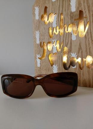 Brown horn солнезащитные очки