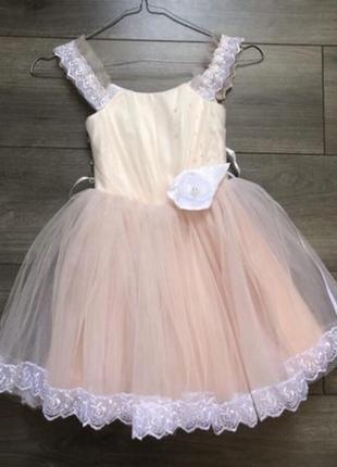 Новое платье на 3 года