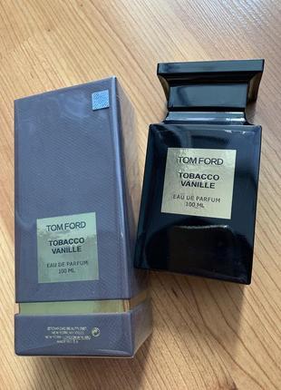 Духи tom ford tobacco vanille 100 ml.