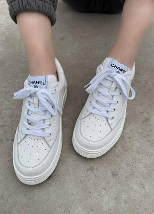 Кроссовки sneakers white