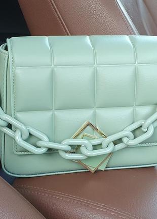 Жіноча сумочка-клатч із еко-шкіри
