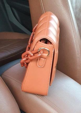 Жіноча сумочка-клатч із еко-шкіри3 фото