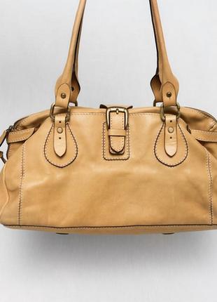 Кожаная сумка cavalcanti, italy