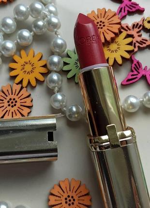 L'oreal paris color riche intense lipstick  помада