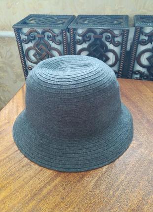 Шляпка женская, фетровая