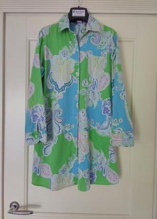Ralph lauren рубашка платье