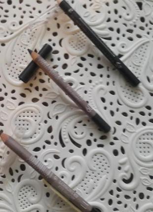 Лот карандашей для глаз seventeen
