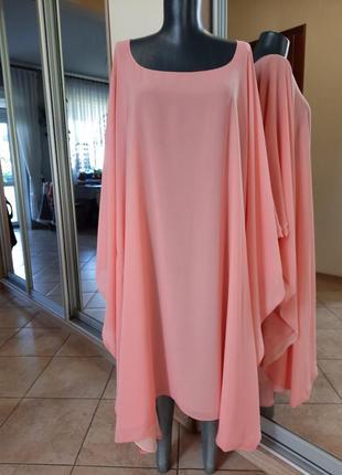 Роскошное на подкладке платье 👗большого размера