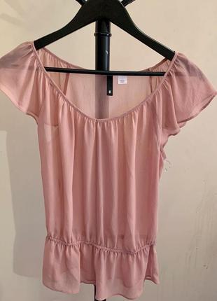 Невесомая блузка