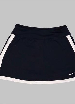 Оригинал теннисная спортивная юбка nike