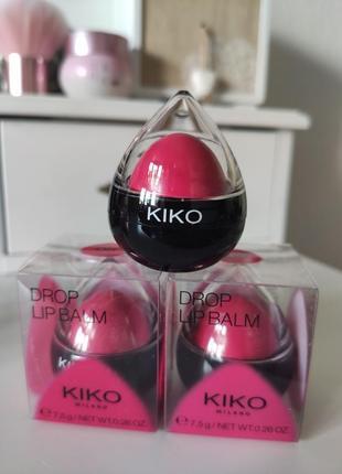 Kiko milano drop lip balm