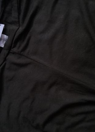 Кроп топ укорочена футболка хакі gaze3 фото