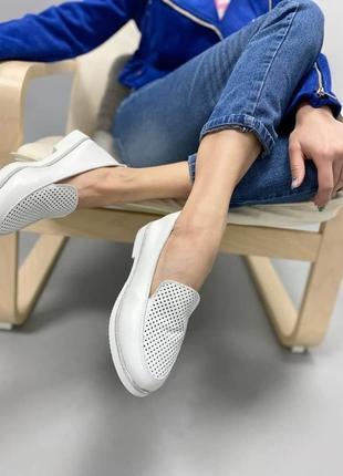 Новинка!!!🔥🔥🔥 удобные туфли с перорацией