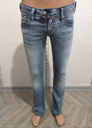 Стрейчевые, женские, джинсы. (5612)