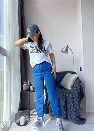 Шикарный  костюм футболка и штаны