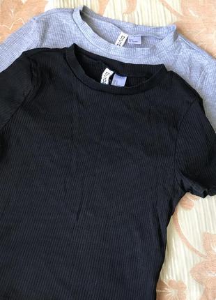 Базовые кроп-футболки от нм