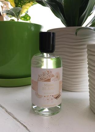 Парфюмированная вода matin blanc 100 ml