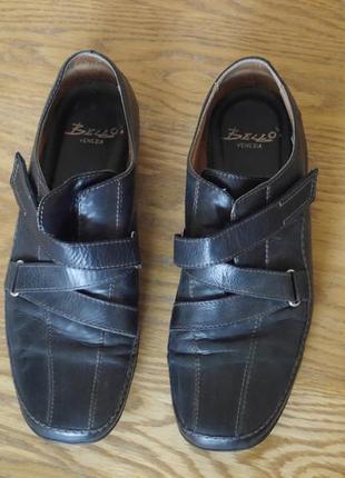 Туфлі шкіряні розмір 43 стелька 28,6 см  bello