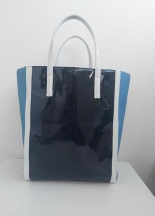Стильная сумка тоут шопер estee lauder