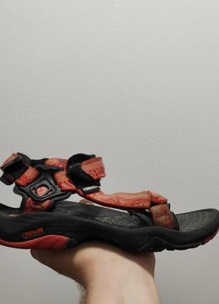 Фирменные сандалии босоножки teva terra fi 3