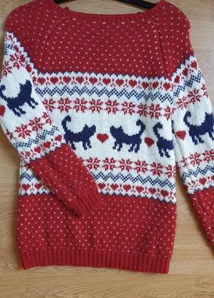 Тёплый свитер3 фото