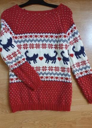 Тёплый свитер2 фото