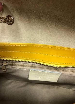 Итальянская кожаная сумка5 фото