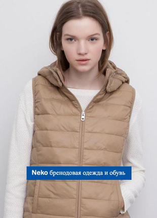 Жилетка pull and bear
