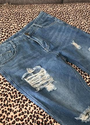 Стильні літні джинси