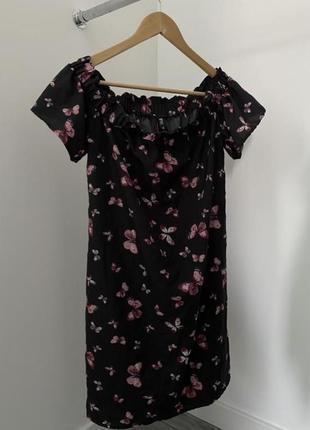 Летние мини платье
