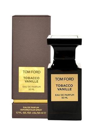 Парфюмированная вода tom ford tobacco vanille