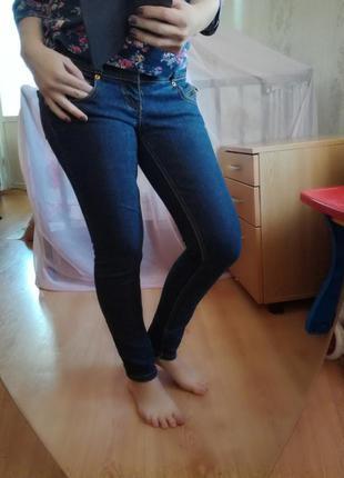 Плотные джинсы riverisland