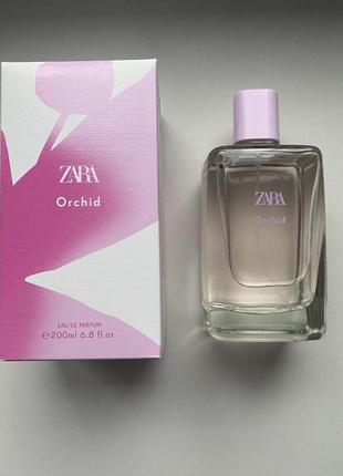 Zara orchid 200 мл. оригінал іспанія
