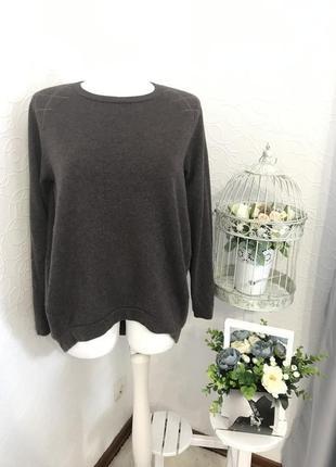 Кашемировый свитер brunello cucinelli 💯 % кашемир 🐐