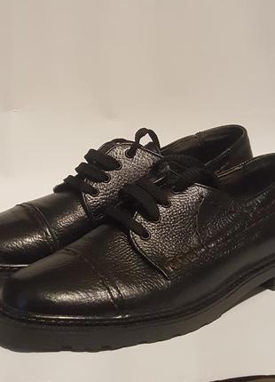 Туфли-оксфорды lenvest