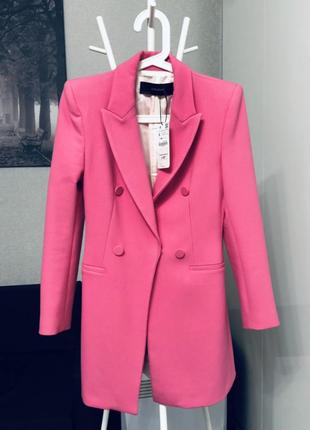 Блейзер пиджак новый zara