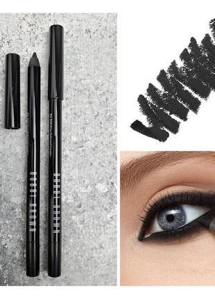 Карандаш для век bobbi brown long-wear eye pencil jet