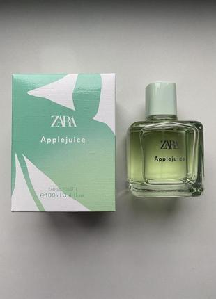 Zara apple juice 100мл. оригінал іспанія