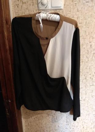 Шикарная блуза 46 размер