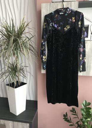 Сукня міді, платье миди