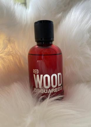 Red wood dsquared²